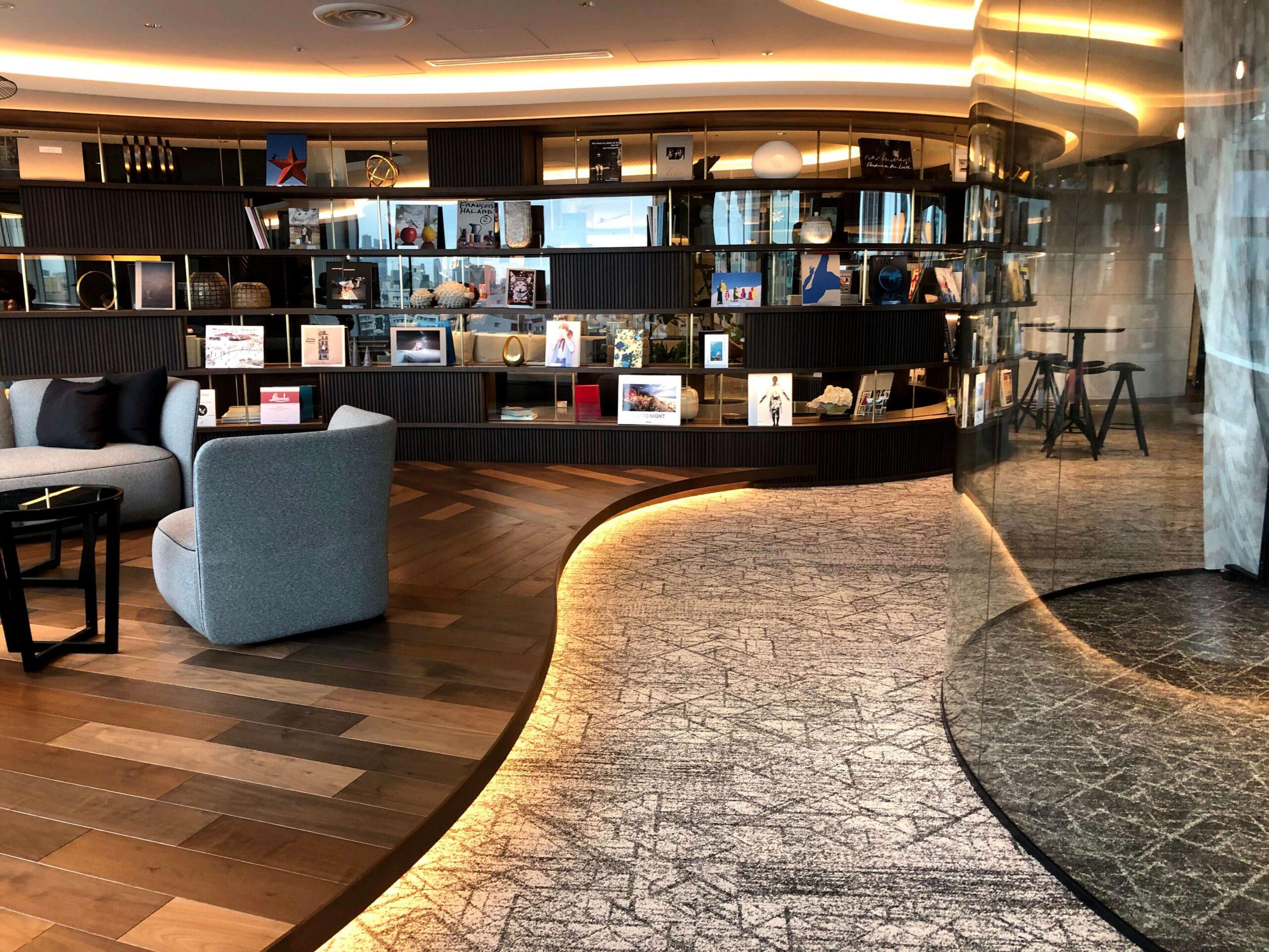 ビジネスエアポート恵比寿店のシェアスペース